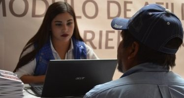 Gobierno capitalino apoya en trámites a casi 400 migrantes