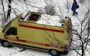 Dos estudiantes apuñalan a 15 personas en una escuela rusa