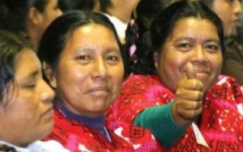 Indígenas de la CDMX reciben asesoría jurídica gratuita