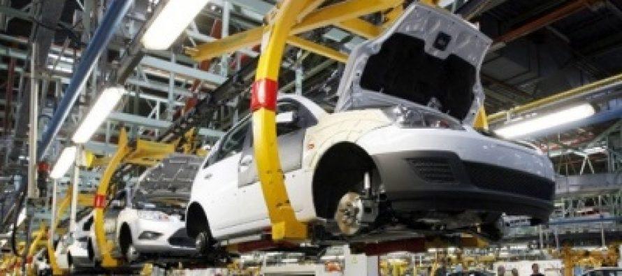 Industria automotriz registró su mejor año de producción