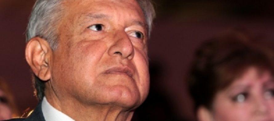 López Obrador niega vínculo con políticos de Venezuela