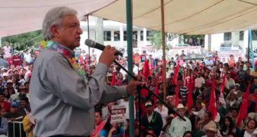 López Obrador dice que venderá el avión de Peña, a Trump