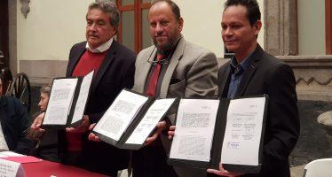 La Academia Mexicana de Artes y Ciencias Cinematográficas firma un convenio de colaboración con la Secretaría de Cultura de la CDMX