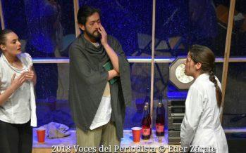 """Producciones Foro Shakespeare presenta: """"La Metáfora de las Aves"""""""