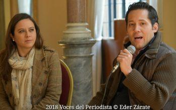 """Conferencia de Prensa: """"La Niña y El Violín"""" llega al Teatro Sergio Magaña"""