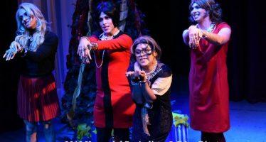 """Termina temporada """"Las Mamás presentan: Una Noche de Navidad"""" en el Foro Shakespeare"""