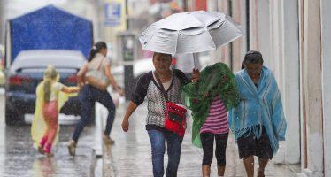 Lluvias ligeras y frío por la tarde en la Ciudad de México