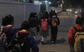 Más de 18 mil policías resguardarán el regreso a clases en la CDMX