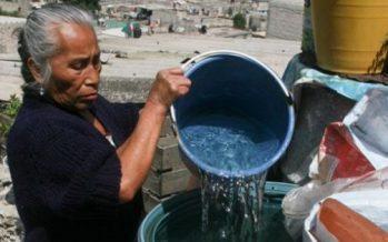 Mañana quedará restablecido el servicio de agua en la CDMX