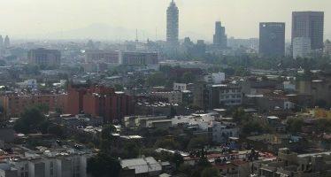 Mala la calidad del aire en la mayor parte del Valle de México