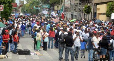 Marchas complicarán tránsito vial por la tarde en la CDMX