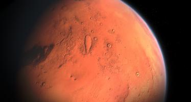 NASA descubre en Marte compuestos necesarios para la vida
