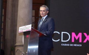 Reconstrucción de la CDMX tardará más de 5 años