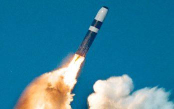 """EE.UU: """"una nueva ojiva nuclear para contener a Rusia"""""""