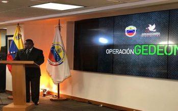 Gobierno de Venezuela detalla cómo liquidó a grupo terrorista