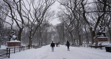 El frío golpea al Este de los Estados Unidos