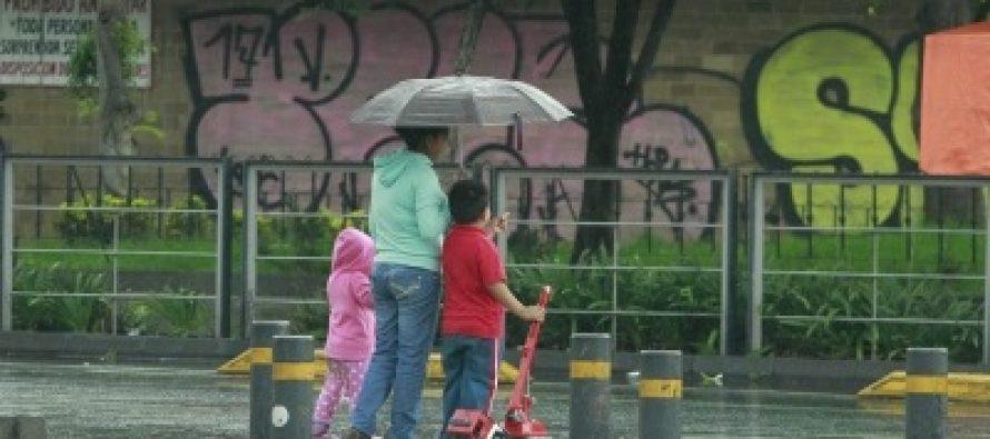 Noreste de México tendrá lloviznas dispersas y clima de templado a frío