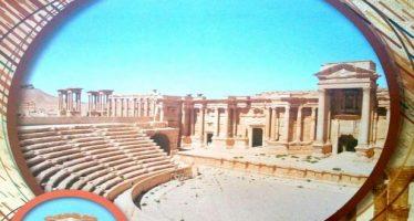 Palmira: documentación visual de sitios arqueológicos sirios