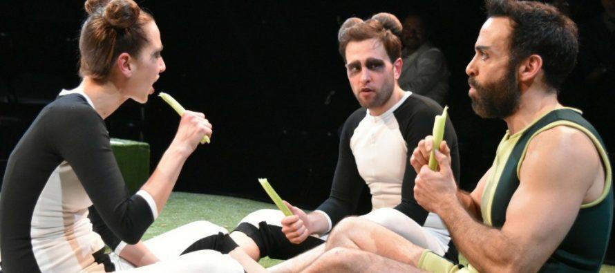 "Llega ""Panda Malo"" al Foro Lucerna del Teatro Milán"