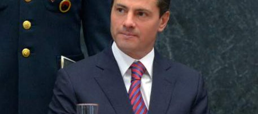 Peña Nieto viaja a Paraguay en visita oficial