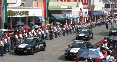 Alcalde de Nuevo Laredo suspende acto público por balacera