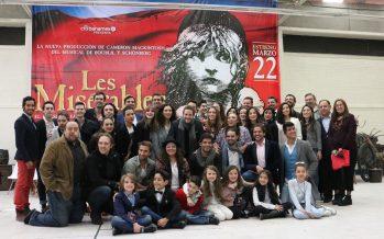 """Presentan al elenco de """"Les Miserables"""", el clásico más grande de todos los tiempos"""