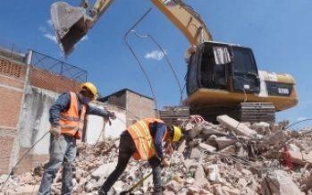 Programa para reconstrucción de la capital mexicana tras sismo