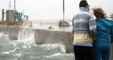 Prevén que frente frío 21 cause nublados y lluvias en Veracruz