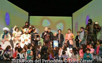 """Inició el teatro infantil en el Centro Cultural Helénico con: """"Salimos del mar y soñamos el mundo"""""""