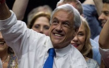 Sebastián Piñera es oficialmente presidente electo de Chile