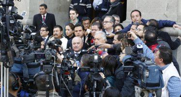 Solicitan 44 senadores frenar Ley de Seguridad Interior