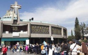 Sin afectación vial peregrinación a la Basílica de Guadalupe