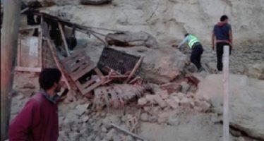 Un muerto y 55 heridos, saldo del terremoto en Perú