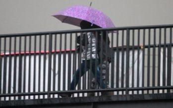 Sugieren precaución por lluvia en al menos seis delegaciones