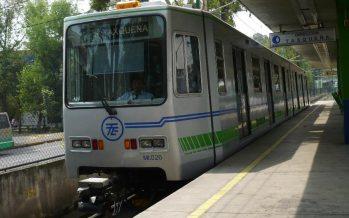 Suspendido el servicio en ocho estaciones del Tren Ligero
