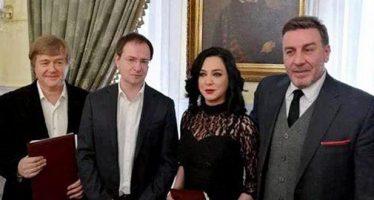 """Película sirio-rusa conjunta """"Tadmor"""""""