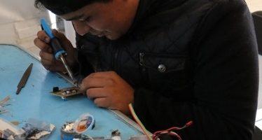 Universitarios construirán robot capaz de cumplir tareas