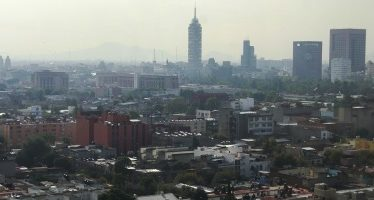 Valle de México presenta mala calidad del aire esta mañana
