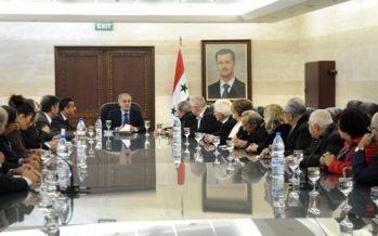 Vicecanciller se reúne con una delegación de FEARAB