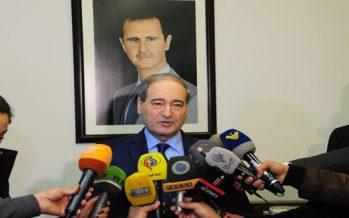 Siria responderá a cualquier intervención turca en Afrín