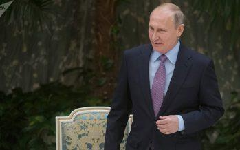 "Senado de EU denuncia ""asalto de Putin a la democracia"""