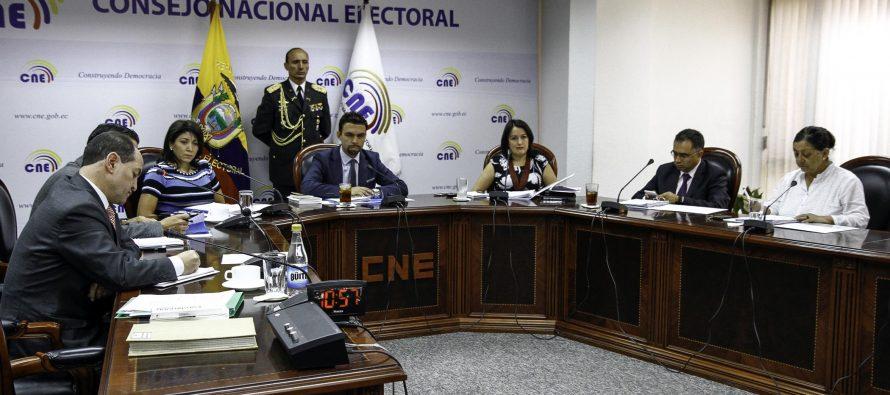 Ecuador: Arranca campaña electoral para la consulta popular