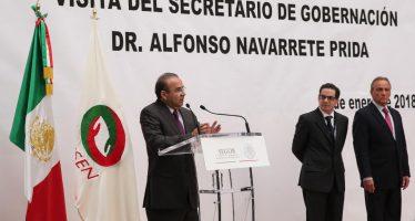 Alberto Bazbáz Sacal, nuevo director del CISEN