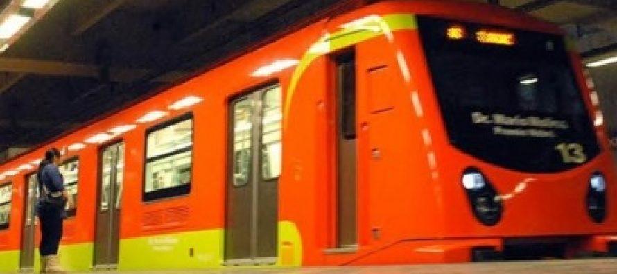 Avanzan trabajos para mejorar funcionamiento del Metro