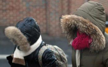 Por frío, activan alerta amarilla en tres delegaciones capitalinas
