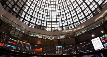 Bolsa Mexicana reporta avance marginal por feriado en EUA