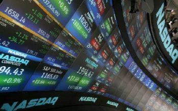 El Dow Jones continúa a la baja: pierde mil puntos