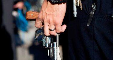 Cada año llegan a México 213 mil armas desde Estados Unidos