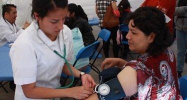 Central de Abasto ofrece atención médica gratuita