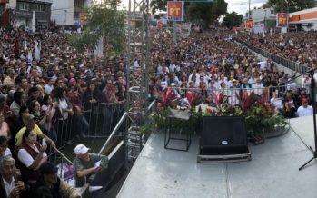Cierra López Obrador precampaña en Guadalajara, Jalisco